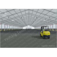 Wholesale Aluminium Frame Marquee Large Storage Tents Flame Retardant 40M x 140M from china suppliers
