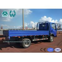 Wholesale Low Fuel Consumption Mini Heavy Cargo Trucks 1.5 - 3 Ton / Left Hand Drive from china suppliers