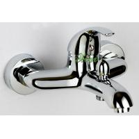 Buy cheap Single Curved Handle Bath Faucet (XR-Z018-3) from wholesalers