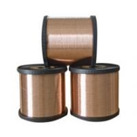 Wholesale Copper Clad Aluminum Magnesium Wire 0.127mm CCAM 10% by volume for screening purpose from china suppliers