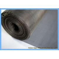 Wholesale Dutch Weave 5 Micro 304 Stainless Steel Wire Mesh Cloth Filter Acid Resistant from china suppliers