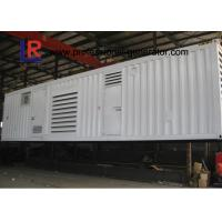 Wholesale CE Approved Water Cooled Container Genset with Brushless AC Three / Single Phase from china suppliers