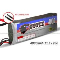 Wholesale RC li-po battery for helicopter.RC boat.RC Car 11.1V 4000mAh 20C from china suppliers