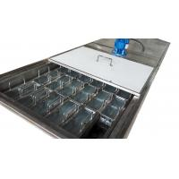 Wholesale 5KW Block Ice Maker Machine , Ice Block Plant Low Power Consumption from china suppliers