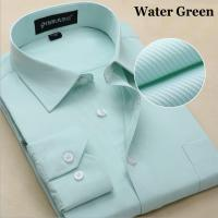 Wholesale Shirts, Men Shirts, High quality ! 45% cotton+ 55% Polyester, All sizes provided ! from china suppliers