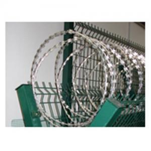 Wholesale China Trade Assurance ISO9001 Galvanized Razor Wire BTO-22CBT-65Razor barbed wireconcertina razor wire from china suppliers