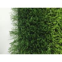 Wholesale Professional 50mm Spine Yarn Soccer Artificial Grass Turf , Artificial Sports Surfaces from china suppliers