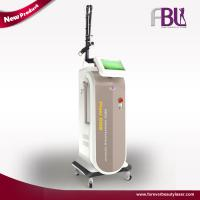 Quality Laser Vaginoplasty Tighten Scanner Face Lifting Machine 40000 Dots 10.6μm CO2 Fractional for sale