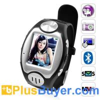 "Wholesale Thrifty - 1.5"" Touchscreen Watch Phone (Quad Band, Bluetooth) from china suppliers"