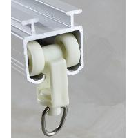 Wholesale Factory directly supply Curtain Rail Fitting Extruded Aluminum Profiles Curtain Track 6063 Material from china suppliers
