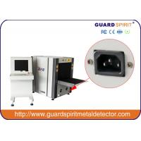Wholesale Failure Alarm Baggage X Ray Scanner / Gun Security Scanners At Airports from china suppliers