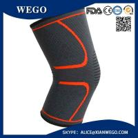 Wholesale Ultra Flex Athletics Knee Compression Sleeve Support for Running, Jogging, Pain Recovery-Single Wrap from china suppliers
