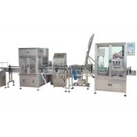 Wholesale The sauce filling production line and automatic filling machine from china suppliers