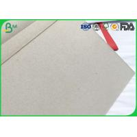 Wholesale High Stiffness Grey Board Paper 300g - 2300g For Notebook Covers / File Folders from china suppliers