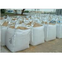 Wholesale white color one ton fibc bag manufacturers/factory/company/supplier with high reputations for sand,stone,limestone,sugar from china suppliers
