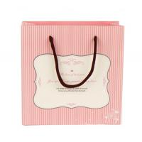Wholesale paper gift handle  bag from china suppliers