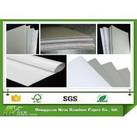Wholesale One Side / Two Side Coated Duplex Paper Board White Regular Size 700 x 1000mm from china suppliers