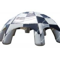 Wholesale Big Portable Inflatable Shelter With Digital Printing For ACtivities , En71-1 from china suppliers