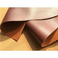 Wholesale 5'' Width Upholstery Stretch Leather Fabric With 15% Cotton And 15% Polyester from china suppliers