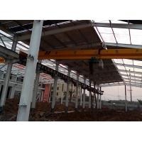 Buy cheap Steel Frame Warehouse / Workshop For Africa , Design , Fabrication And from wholesalers