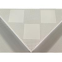 Wholesale Zinc Coated Suspended Metal Ceiling Galvanized Steel Iron Clip In Ceiling Tiles from china suppliers