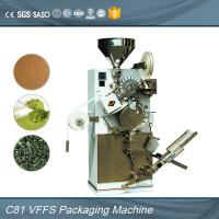 Multifuctional Vertical Automatic Tea Bag Machine With Boxing Automatic