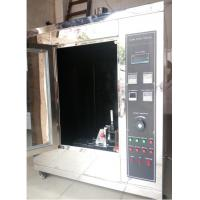 Buy cheap Glow Wire Testing Chamber Comply with IEC60695-2-10 -13:IEC 60335-1,IEC 60598-1 and IEC60745 from wholesalers