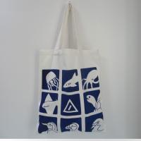 Wholesale Large Cotton Canvas Tote Bags from china suppliers