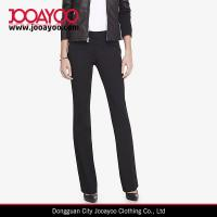 Wholesale Wholesale Ladies Dress Pants Studio Stretch Barely Boot Editor Pants from china suppliers