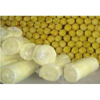 Buy cheap Building Construction Insulation Fiber Glass Blanket from wholesalers