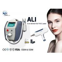 Wholesale 1064nm 532nm Q-Switched Nd Yag Laser Machine For Nail Fungus Removal 500 W from china suppliers