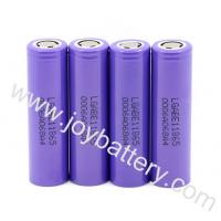 Wholesale Original LG E1 18650E1 3.7V 18650 3200mAh battery,LGABE11865 3.7v 3200mAh 18650 battery cell from china suppliers