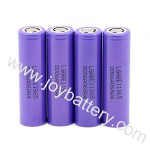 Wholesale Original LG E1 18650E1 3.7V 18650 3200mAh battery,LGABE11865 3.7v 3200mAh 18650 battery cell from china suppliers