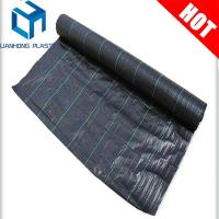 Buy cheap High quality UV treated PP woven Weed Barrier Fabric weed control fabric from wholesalers