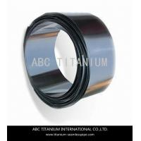 Wholesale titanium foil price/ sound film strips/high strength ribbon/titanium alloy belt from china suppliers