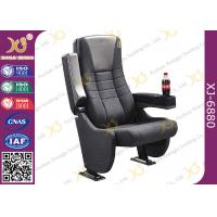 Wholesale Cinema Projects Special Design Cinema Theater Chairs With Integrated Cup Holder from china suppliers
