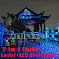 Wholesale Outdoor Christmas Light Projector Moving Laser Garden Waterproof Wall Night Xmas Yard from china suppliers
