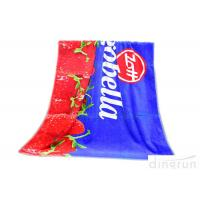Wholesale Sports Team Beach Towels For Men , Lightweight Beach Towels Multi Size from china suppliers