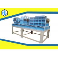 Wholesale 37kw Final Size Plastic Bottle Waste Shredder Machine With Simens Motor from china suppliers