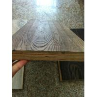 Buy cheap Brushed Wide plank oak flooring/Engineered wood flooring from wholesalers