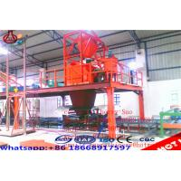 Buy cheap Concrete Panel / Eps Sandwich Mgo Wall Sheet Making Machine With High Speed from wholesalers