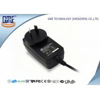Wholesale CEC VI high Efficiency AU Plug Wall Mount Power Adapter 12V 1A For Game Player from china suppliers