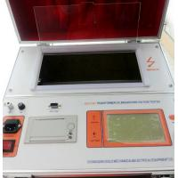 Wholesale GDYJ-501 Breakdown Voltage Transformer Oil Testing Machine from china suppliers