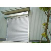 Wholesale Industrial Wireless Safety Edge Security Door High Speed Rolling Door from china suppliers