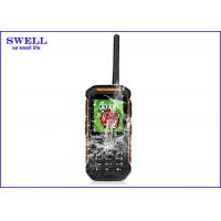 Wholesale 2.4inch outdoor Mobile Phone Spec SmartPhone walkie talkie X6​ from china suppliers