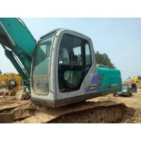 Wholesale SK200-6E used kobelco excavator for sale Cyprus Denmark United Kingdom Germany France from china suppliers