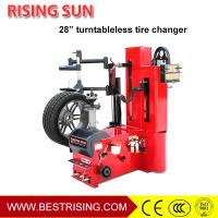 Buy cheap 30inch full automatic leverless used power assist tire changer with helper arm from wholesalers