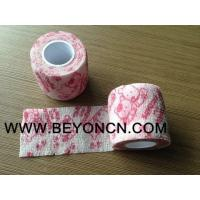 Wholesale Premium Printed Self Adhesive Bandage With Lovely Pattern , CE FDA Approved from china suppliers