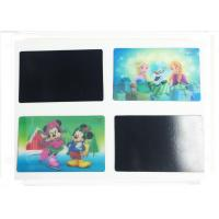 Wholesale Disney FAMA 3D Fridge Magnets Professional 0.1mm - 0.6mm Thinkness from china suppliers