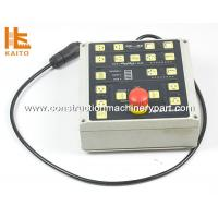 Wholesale OEM Metal Asphalt Paver Parts Dynapac Remote Side Control Box from china suppliers